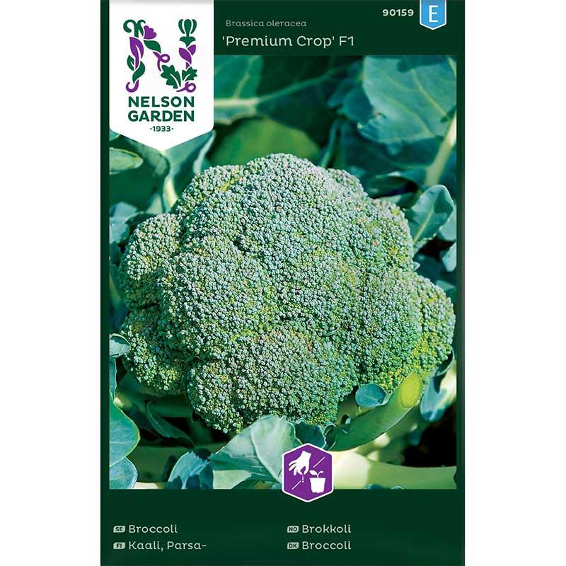 Frö till Broccoli 'Premium Crop' F1