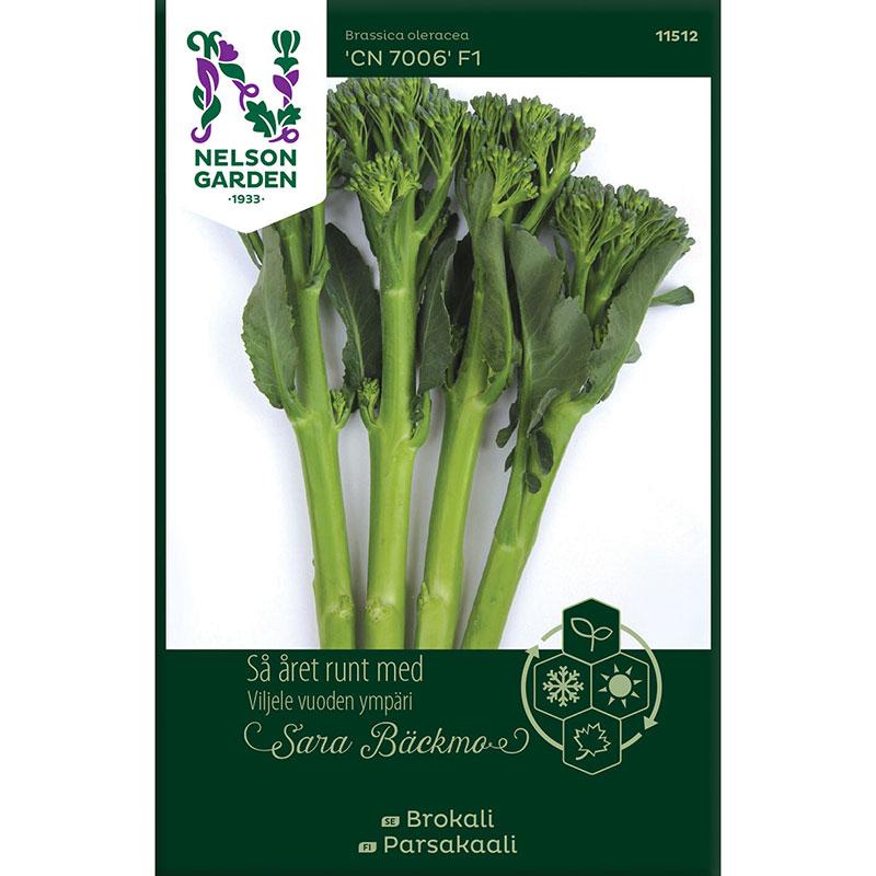 Frö till Brokali, Brassica oleracea 'CN 7006 F1'