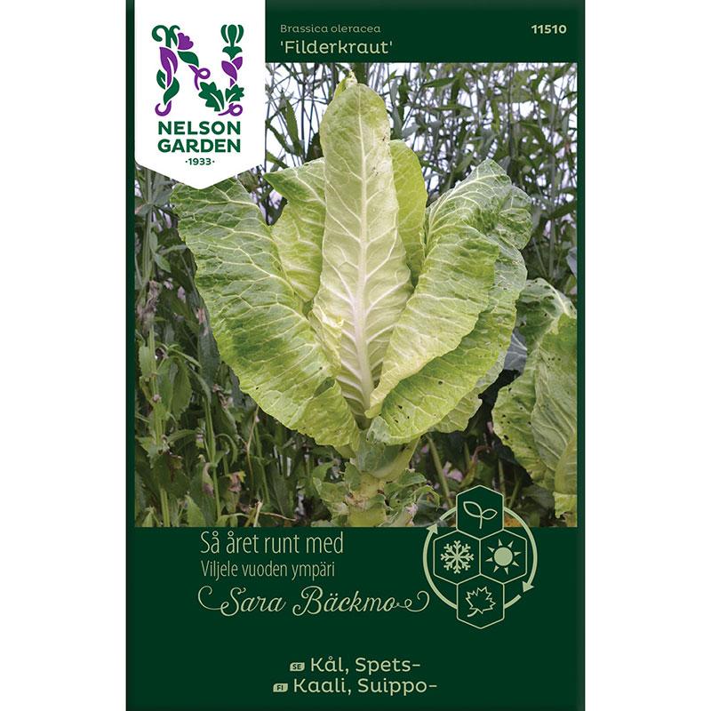 Frö till Spetskål, Brassica oleracea 'Filderkraut'