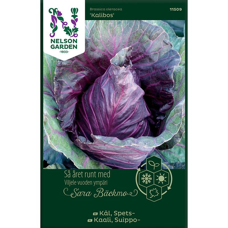 Frö till Spetskål, Brassica oleracea 'Kalibos'