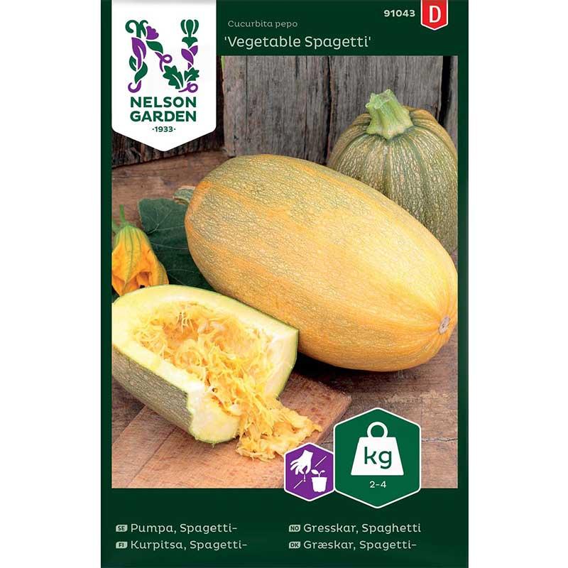 Frö till Spagettipumpa 'Vegetable Spagetti'
