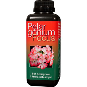 Pelargonnäring - Pelargonium Focus, 500ml-