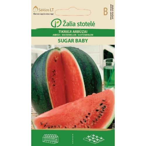 Frö till Vattenmelon- Sugar Baby