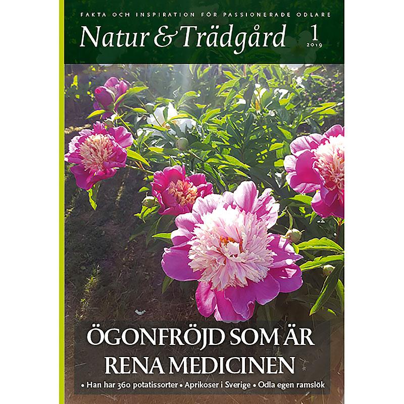 Tidning Natur & Trädgård 1-2019