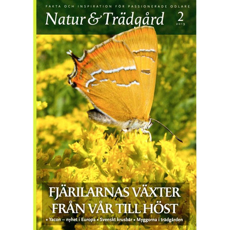 Tidning Natur & Trädgård 2-2019