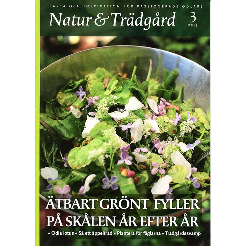 Tidning: Natur & Trädgård nr 3/2019