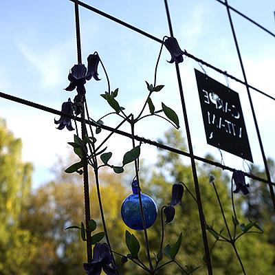 Dekorationer till trädgård och uterum