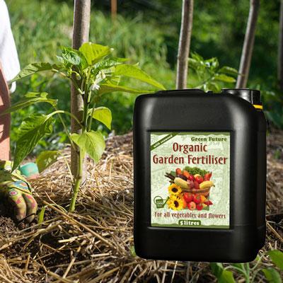 Näring och gödning till växter