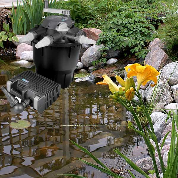 Kategori Dammpaket med pump och filter