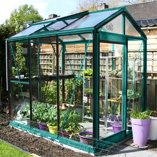 Odlingsväxthus Piccolo, för den lilla trädgården