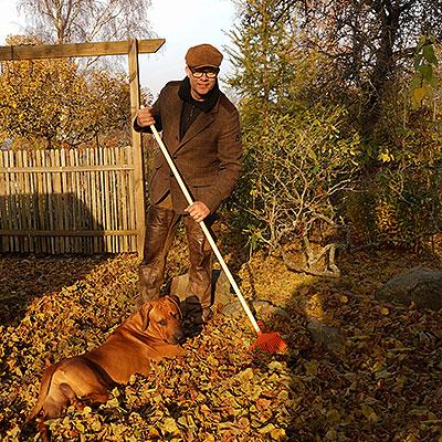 Krattor och räfsor för effektivt trädgårdsarbete