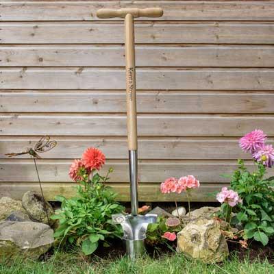 Planteringsredskap för lökväxter