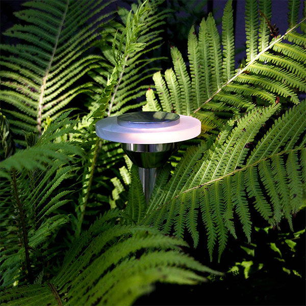 Belysningssystem för trädgården