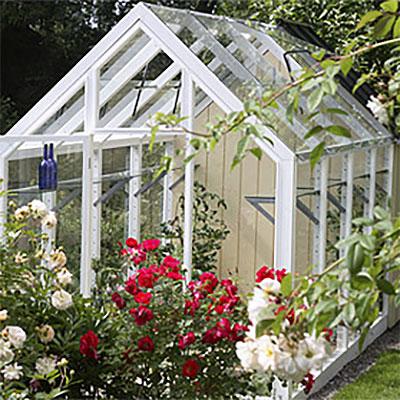 Trädgårdslider förråd till trädgården