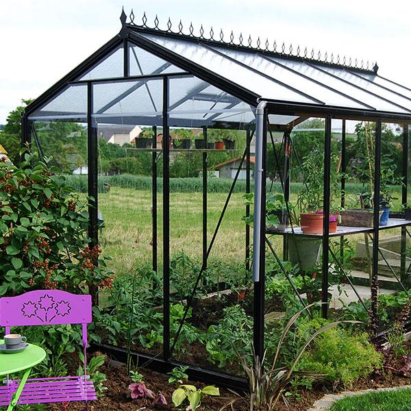 Växthus orangerier och vinterträdgårdar