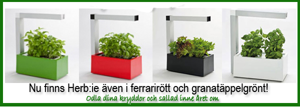 Herbie - Herb:ie indoor garden