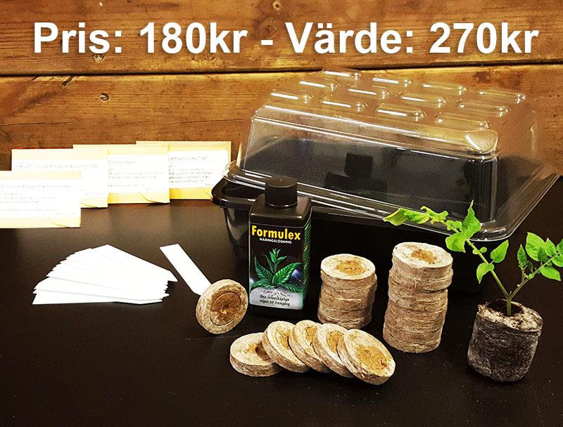 Odlingspaket från Wexthuset