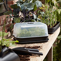 Mellanstort minidrivhus Green Basic Grow