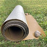 Odlingsduk Naturell, nedbrytbar 9,2 kvm på rulle