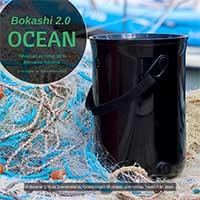 Bokashi 2.0, kompost tillverkad av fiskenät