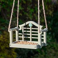 Fågelbord, Luytens Swing Seat