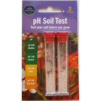 Ph-test för jord-Ph-test för jord