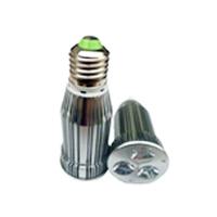 LED-lampa Growspot 7W E27-sockel röd/vit-LED-lampa för växter