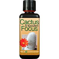 Kaktusnäring - Cactus Focus, 300ml-Cactus Focus specialnäring för kaktusar och succulenter