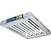 LightWave T5 4x24 W-T5 Light Wave växtbelysning