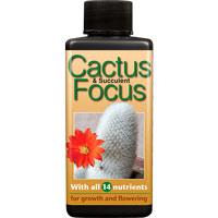 Kaktusnäring - Cactus Focus, 100ml-Cactus Focus 100ml specialnäring för kaktusar och succulenter