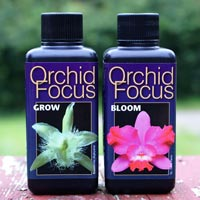 Special Orchid Focus Bloom+Orchid Focus Grow, 100 ml, Orkidenäring Orchid Focus