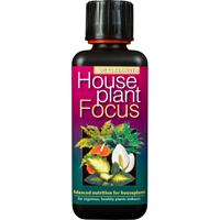 Krukväxtnäring Houseplant Focus, 300 ml, Näring för krukväxter