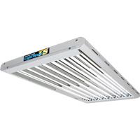 LightWave T5 8x54 W-T5 Light Wave växtbelysning