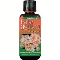 Pelargonnäring - Pelargonium Focus, 300 ml -Gödning till pelargoner Pelargonium Focus