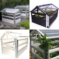 Himna Garden odlingssystem, bottenmodul svart, Himra Garden odlingssystem för pallkrage