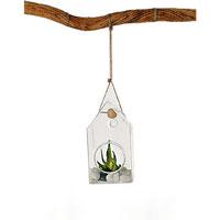 Glashus, vas modell Falun, 15 cm-Glashus för upphängning, 15 cm
