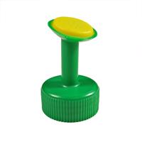 Stril till petflaska, grön,