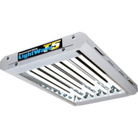 LightWave T5 4x24 W, T5 Light Wave växtbelysning