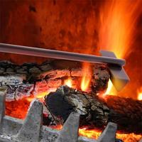 Brasredskap - Fire Reviver-Brasredskap allt-i-ett bälg, eldgaffel och raka