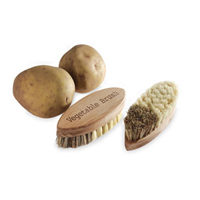 Rotfrukts- och fruktborste-rotfruktsborste för potatis och grönsaker