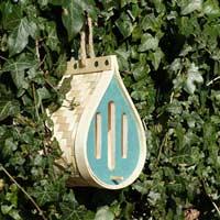 Insektshotell, Dewdrop Butterfly, Moth & Insect Habitat-Insektshotell till trädgården