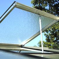 Extra takfönster-Extra takfönster till växthus