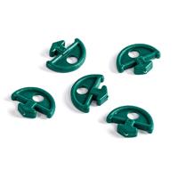 Fix-clips, 50-pack-Fix-clips för upphängning av skuggväv och bubbelplats