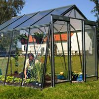 Växthus prestige Action i glas