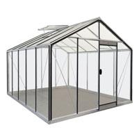 Odlingsväxthus Prestige Expert Plus 11,4 kvm, 5 fönster