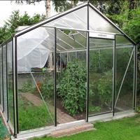 Glasväxthus Modell Expert Plus