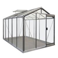 Odlingsväxthus Retro 8,6 kvm, 6 fönster