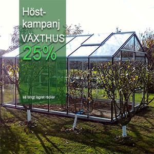 Special Edition XL-36, 13,7-Höstkampanj växthus xl-36