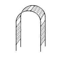 Växtportal Round Arch Classic, 120, Smidesportal Round Arch Classic 120 cm