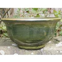 Aegean Bowl, Olive-Lättviktskruka i fiberclay Aegean Bowl Olive